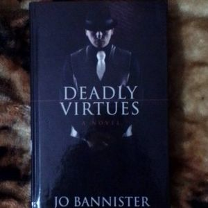 Deadly Virtues by Jo Bannister (Large Print)